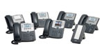 Cisco SPA 500 Series IP Phones     A robust portfolio of small business phones, this series provides a rich user experience with wideband audio, XML applications, and intuitive menu options. Use Cisco SPA 500 Series phones with the Smart Business Communications System, Cisco SPA9000, or Session Initiation Protocol (SIP)-based open source or hosted IP telephony solutions.