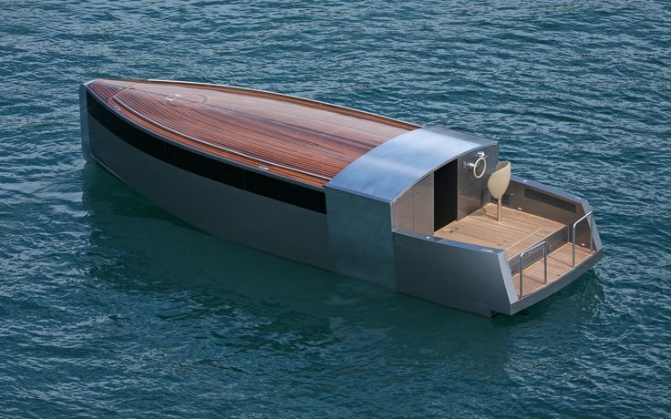 Tenders 'A' Luxury Yacht by Philippe Starck