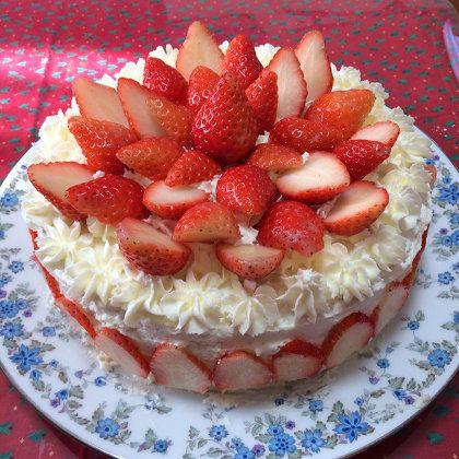 スイーツ:デコレーションケーキ♡