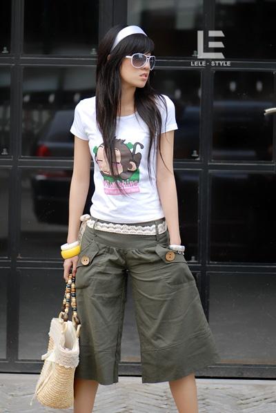 Güney Kore Genç Modası
