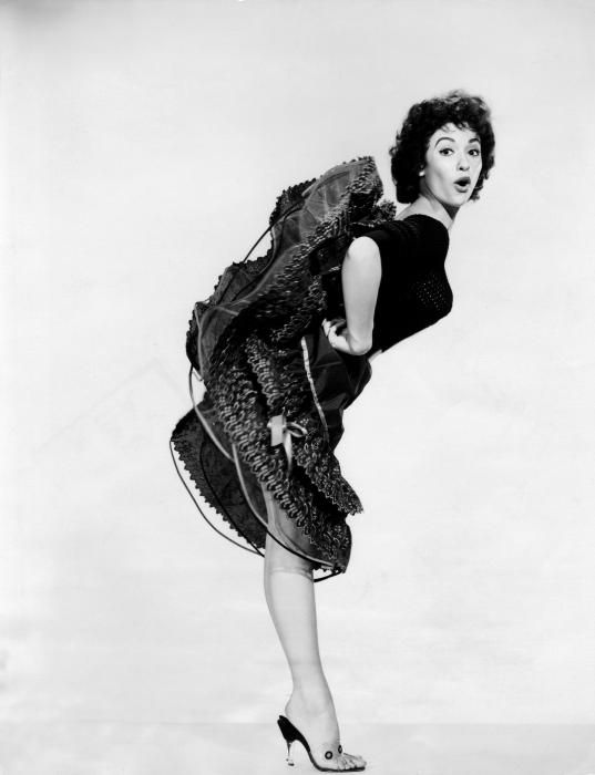 Rita Moreno - one of the exclusive EGOTs