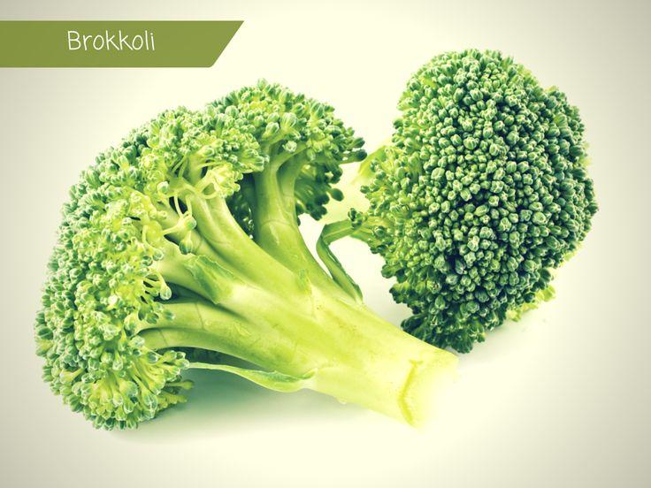 Brokkoli zählt zu den gesündesten Gemüsesorten überhaupt. Er enthält neben viel Vitamin C, Eisen, Magnesium und Folsäure auch die sekundären Pflanzenstoffe Carotin und Sulforaphan.