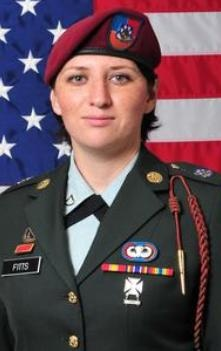 Army Spc. Krystal M. Fitts, 26, of Houston, Texas. Died July 17, 2012, serving during Operation Enduring Freedom. Assigned to 1st Battalion, 508th Parachute Infantry Regiment, 4th Brigade Combat Team, 82nd Airborne Division, Fort Bragg, North Carolina. Died in Kandahar Province, Afghanistan, from injuries caused by indirect fire.