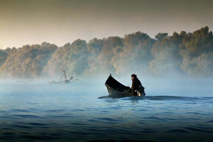 The Danube, Romania