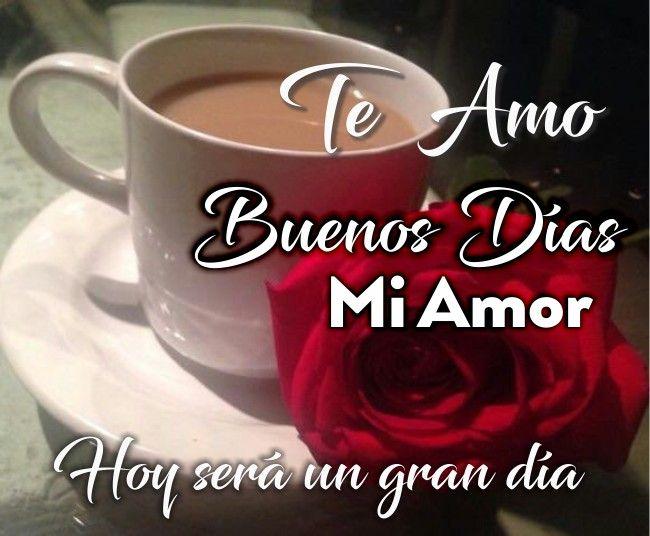Poemas De Buenos Dias Mi Amor Te Amo Frases Romanticas Cortas Con Imagenes Para Compartir Con Tu Pareja
