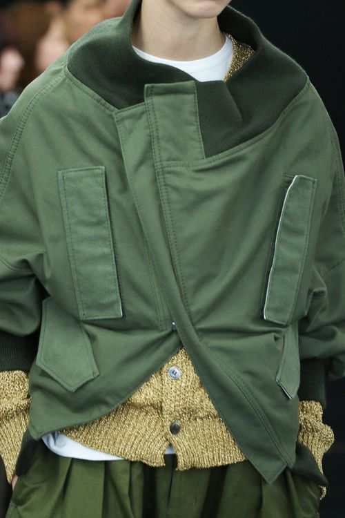tricot COMME des GARÇONS Fall 2013/14 - sewmanstore