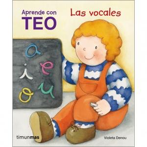 APRENDE CON TEO. LAS VOCALES. Palabras clave: Cuento, aprendizaje, lenguaje, niños, educación infantil.
