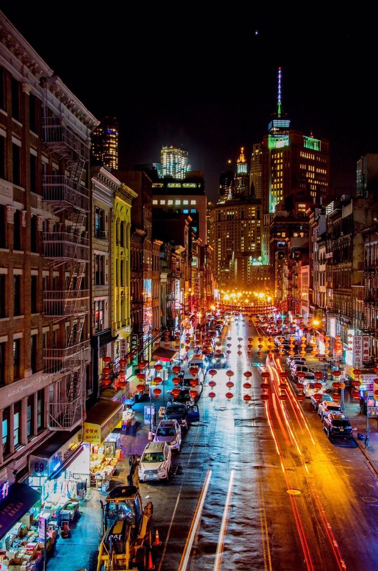 Chinatown, Manhattan, NYC