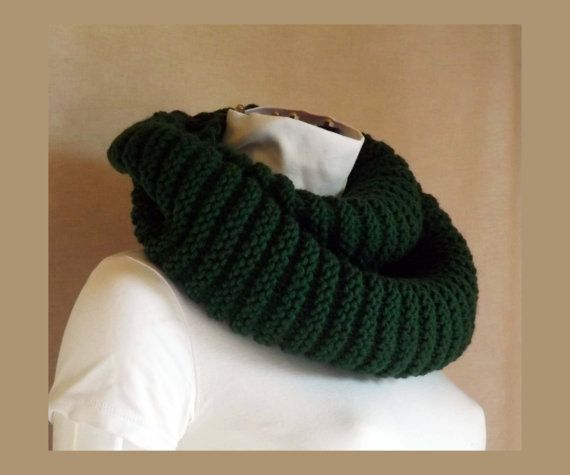 Трансформер, вязаный шарф-кольцо, вязаный шарф-хомут, вязаный жилет, вязаная манишка, шарф из толстой пряжи