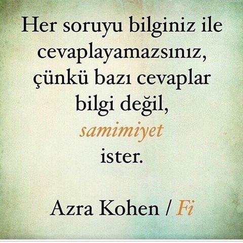 Azra Kohen / Fi