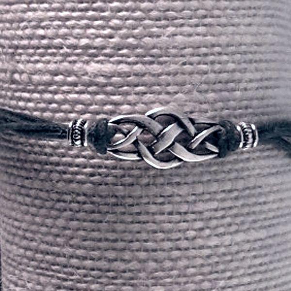 Sterling Silver Celtic Knot Bracelet