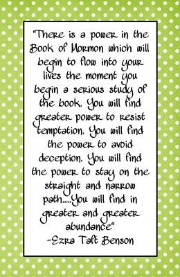 Lds Scripture Study Quotes. QuotesGram by @quotesgram
