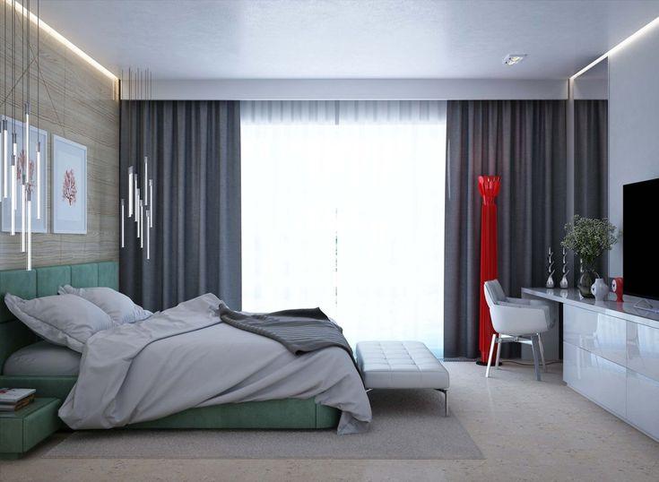 ECO спальня - Лучший дизайн спальни   PINWIN - конкурсы для архитекторов, дизайнеров, декораторов