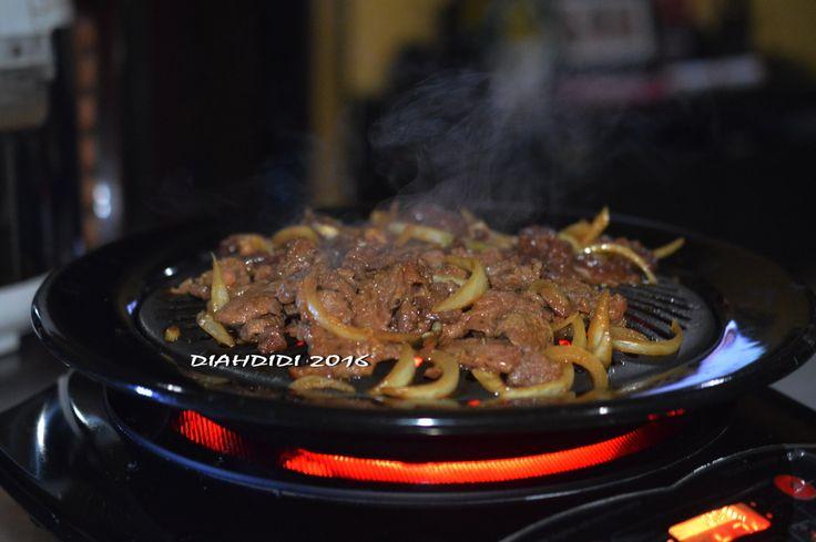 Diah Didi's Kitchen: Simple Bulgogi