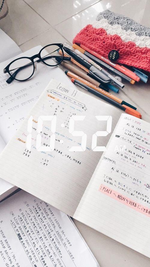 organization, studyblr, and studying afbeelding