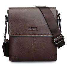 Men's Genuine Leather Handbag Briefcase Laptop Shoulder Bag Messenger Bag Tote