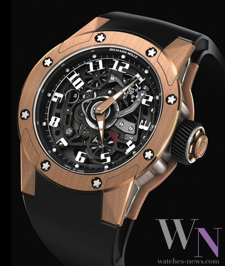 RICHARD MILLE RM-63-01 Dizzy Hands | Watches News