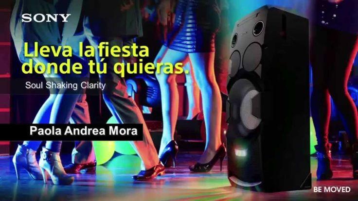Lanzamiento Sony Audio Medellín. Conceptualización, artefinalizacion y supervisión de material para el evento. https://www.youtube.com/watch?v=hlxDhnPPTd0
