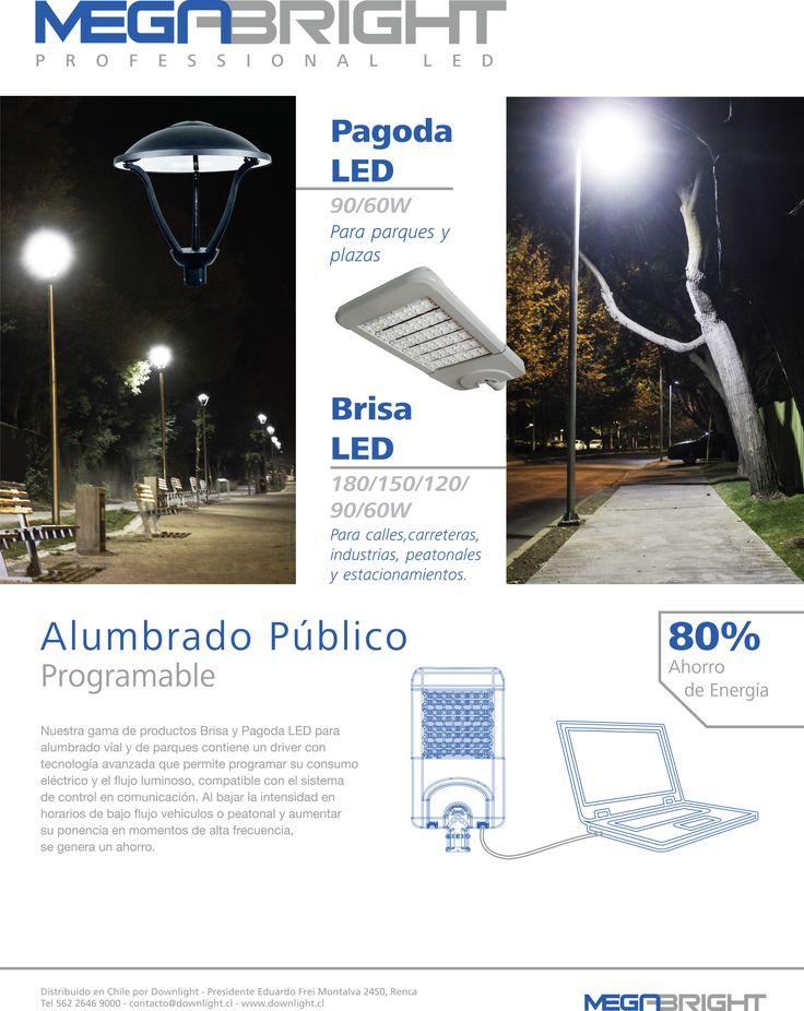 Alumbrado Público Programable y el ahorro de energía que permite