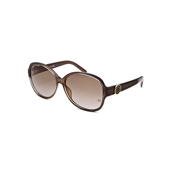 Women's Fashion Brown Sunglasses - Mont Blanc Watch