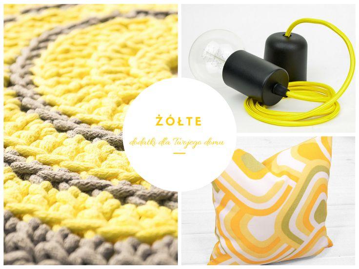 #design #atelio #yellow #inspirations #inspiracjeKolorystyczne