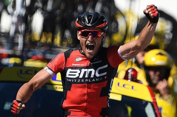 ヴァンアフェルマートが第5S制覇で「世界最高のジャージ」を奪取、ツール・ド・フランス。 国際ニュース:AFPBB News #TDF2016 #rm_112
