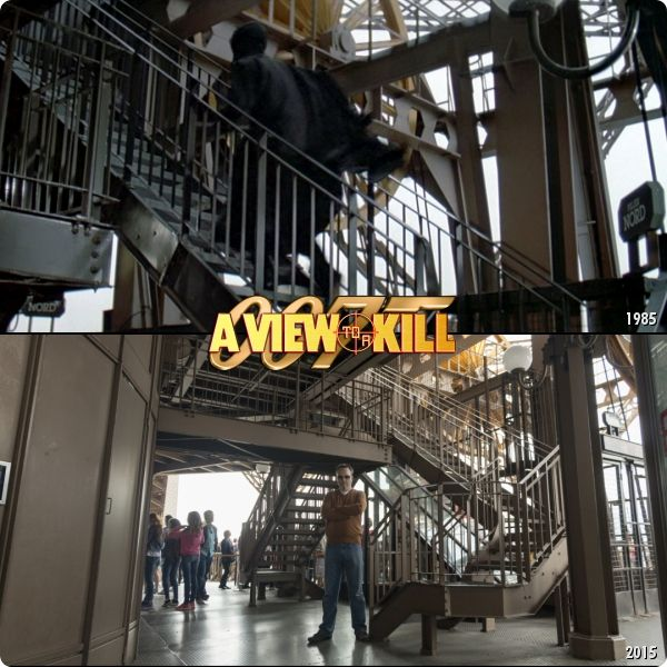 A View To A Kill 1985 Filming Location In 2020 Filming