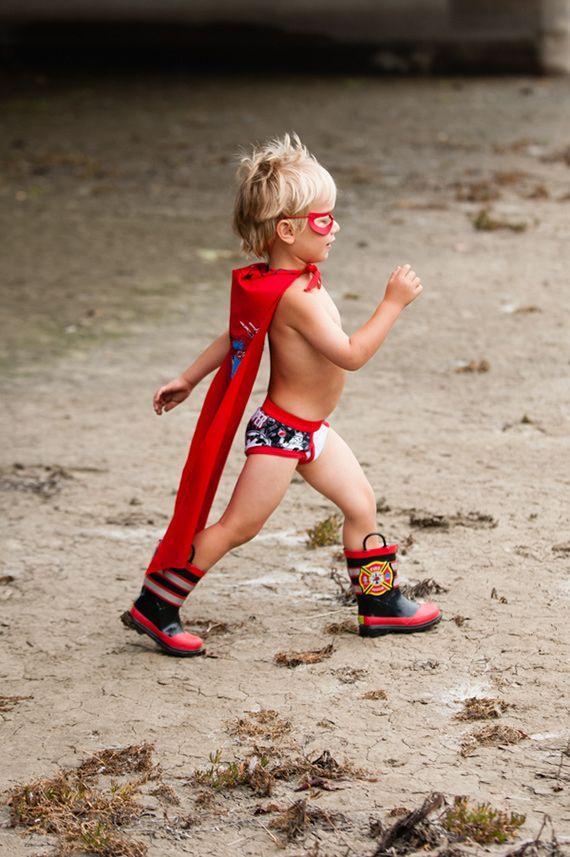 meu super herói