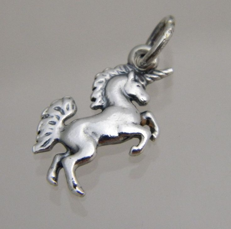 James Avery Sterling Silver 925 Unicorn Charm Retired