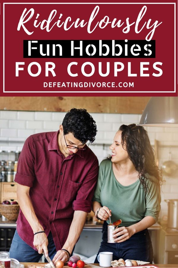 31 Ridiculously Fun Hobbies For Couples To Do Together Intimate Questions