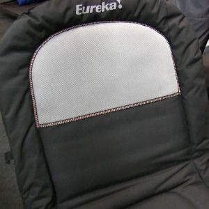 Eureka Lounger Cot - super comfy lounger cot/chair! #camping