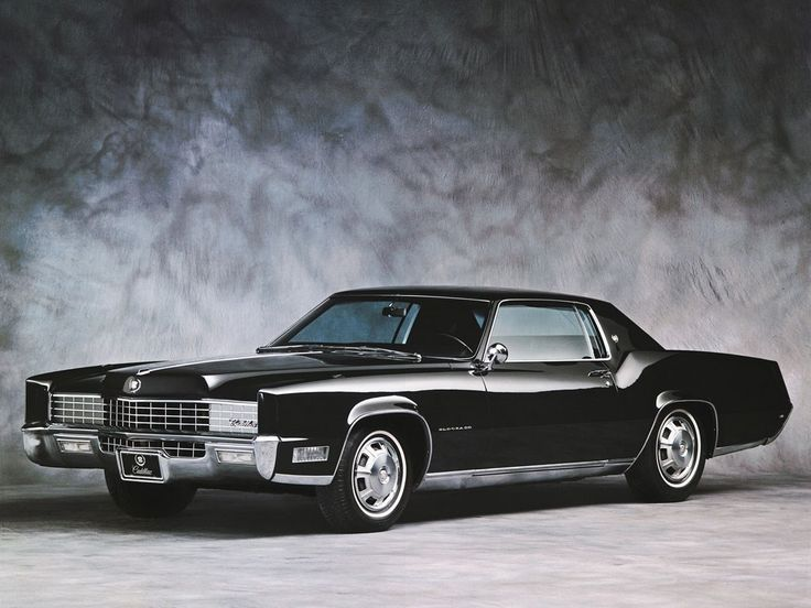 1967 Cadillac Eldorado. Back when NOTHING else compared to a Cadillac.