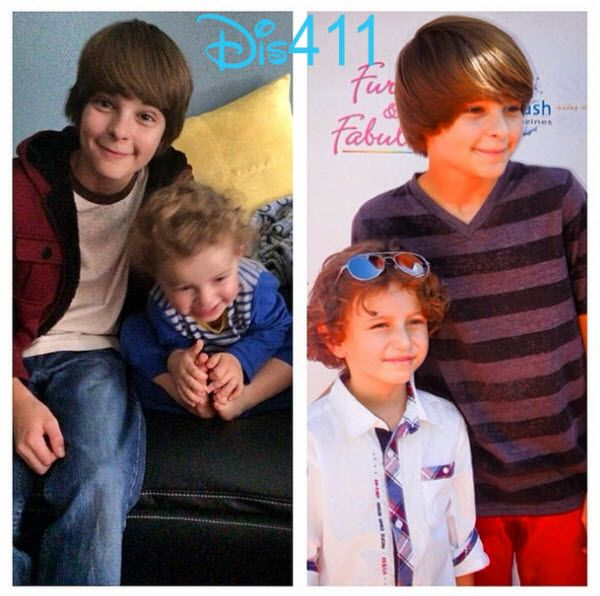 """Corey Fogelmanis Received Nice Birthday Messages From His """"Girl Meets World"""" Co-Stars August 13, 2014"""