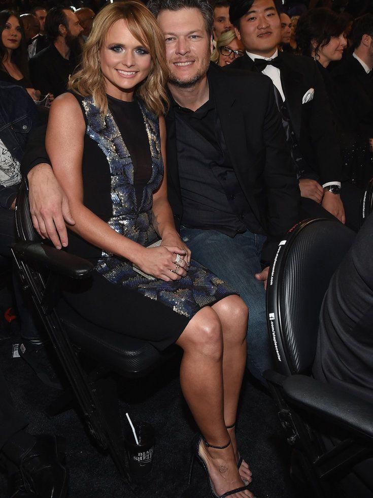 Blake Shelton And Miranda Lambert: The Way They Were