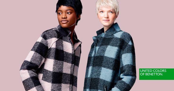 Over, slim, alla coreana o con revers. Scopri la Collezione invernale 2016 dei cappotti di United Colors of Benetton.
