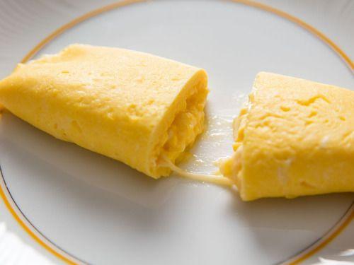 French Omelette With CheeseReally nice recipes. Every hour.Show  Mein Blog: Alles rund um die Themen Genuss & Geschmack  Kochen Backen Braten Vorspeisen Hauptgerichte und Desserts # Hashtag