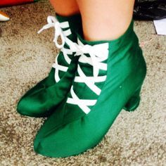 , , A tutorial for how I made my Sailor Jupiter boot covers as an alternative to spending lots of ...