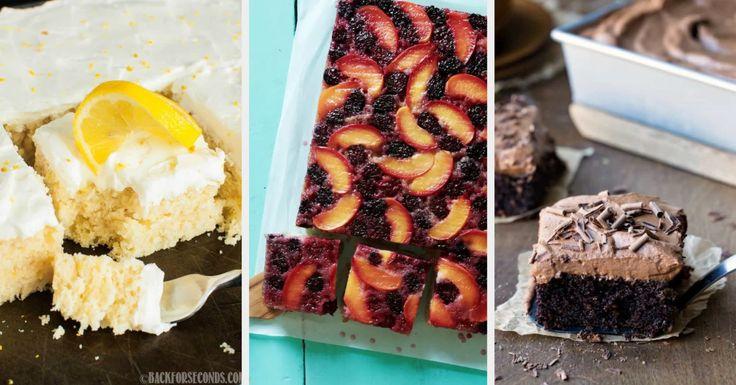 28 Blatt Kuchen Rezepte, die Sie direkt aus der Pfanne essen möchten   – Yummm