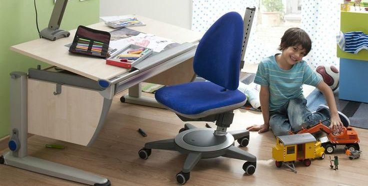 Care este cel mai bun scaun de birou pentru copii? Ce caracteristici are un…