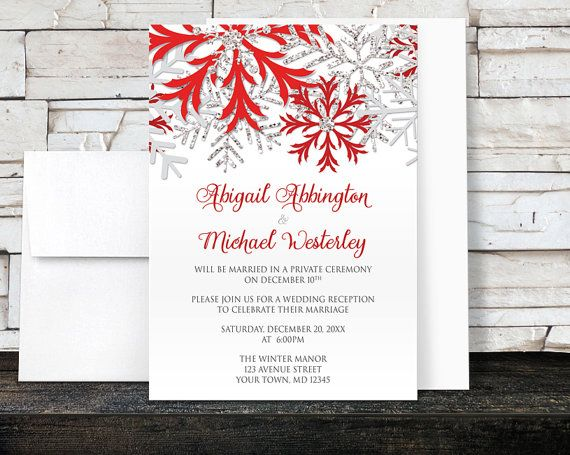 thank you katherine in michigan for your purchase of these winter bridal shower invitations aqua navy blue silver snowflakes by artisticallyinvited - Wedding Reception Only Invitations