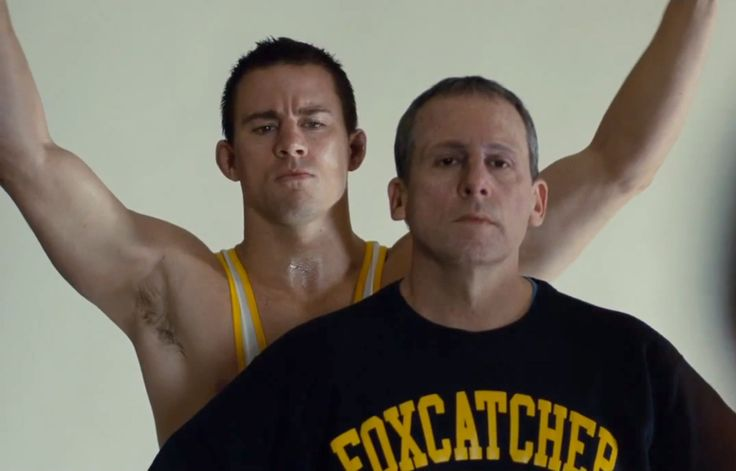 """Screened Out – Foxcatcher (****) """"The bigger problem is that – even though the story itself is fairly simple – director Bennett Miller (Capote, Moneyball) extends everything...As an actor's showcase, Foxcatcher is a total takedown."""""""