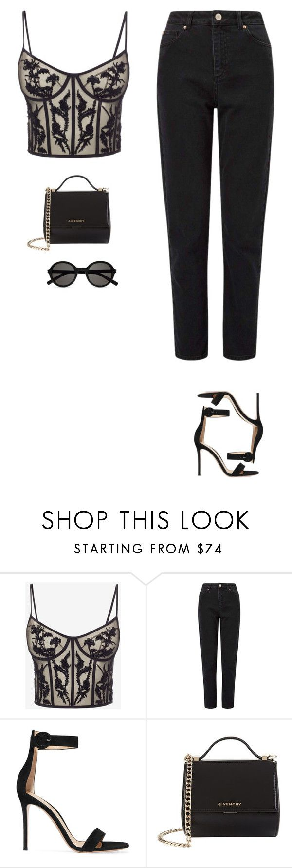 """Untitled #289"" by xoxotiffvni on Polyvore featuring Alexander McQueen, Miss Sel…"