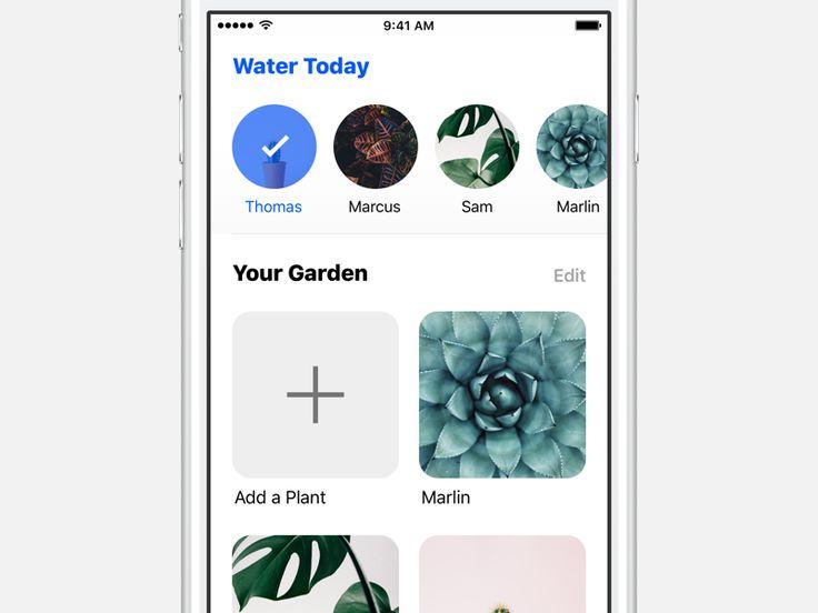 WIP - Watering Reminder App