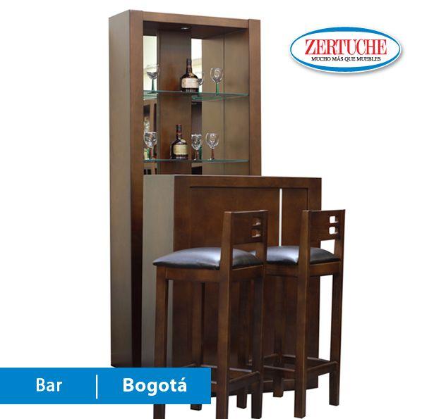 Bar bogot juego de cantina en estilo moderno acabano - Muebles para bar ...