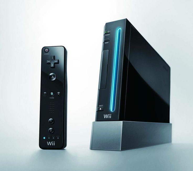 Console de jeux vidéo Wii de Nintendo