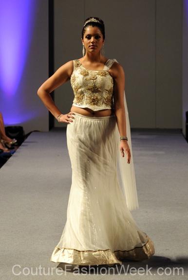 Juhi jagiasi couture fashion week in new york