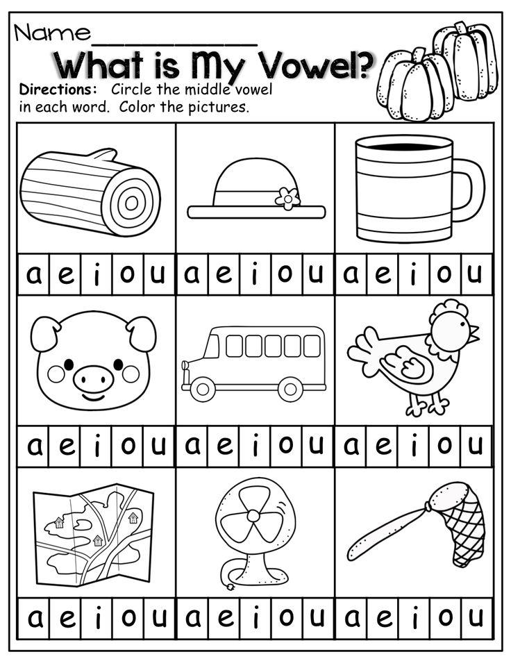Best 25+ Teaching vowels ideas on Pinterest | Phonics, First grade ...