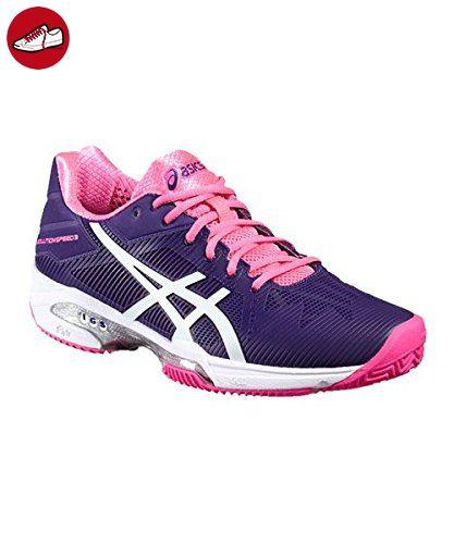 Asics Gel-Solution Speed 3 Clay Women HW16 Gr. 36 - Asics schuhe (*Partner-Link)