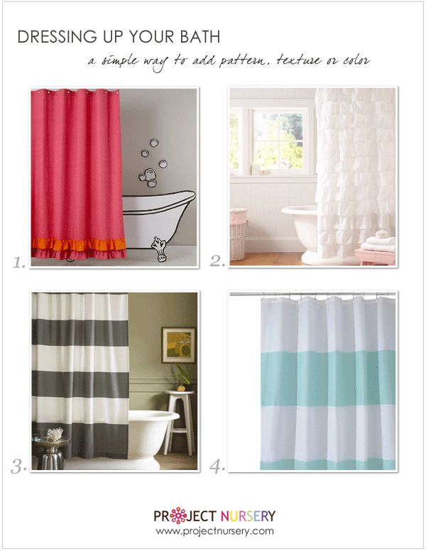 Easy Ways to Decorate Your Kids' BathroomChloe Bathroom, Kids Bathroom, Sweets Bathroom, Beautiful Bathroom, Bathroom Ideas, Shower Curtains, Kids'S Guest Bathroom, Kid Bathrooms, Bathroom Hanging