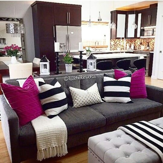 black and pink living room best 25 grey couches ideas on grey 22559